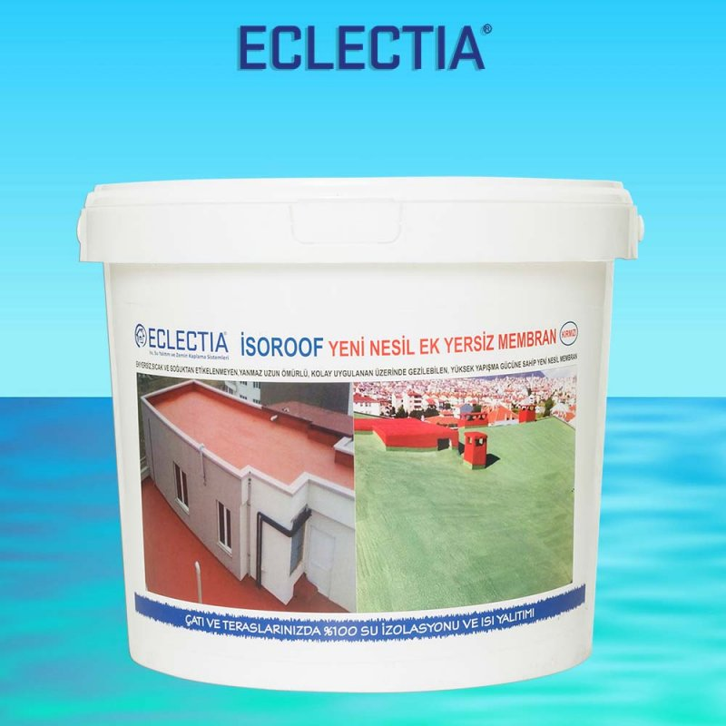 Eclectia Isoroof Additional Unofficient Membrane