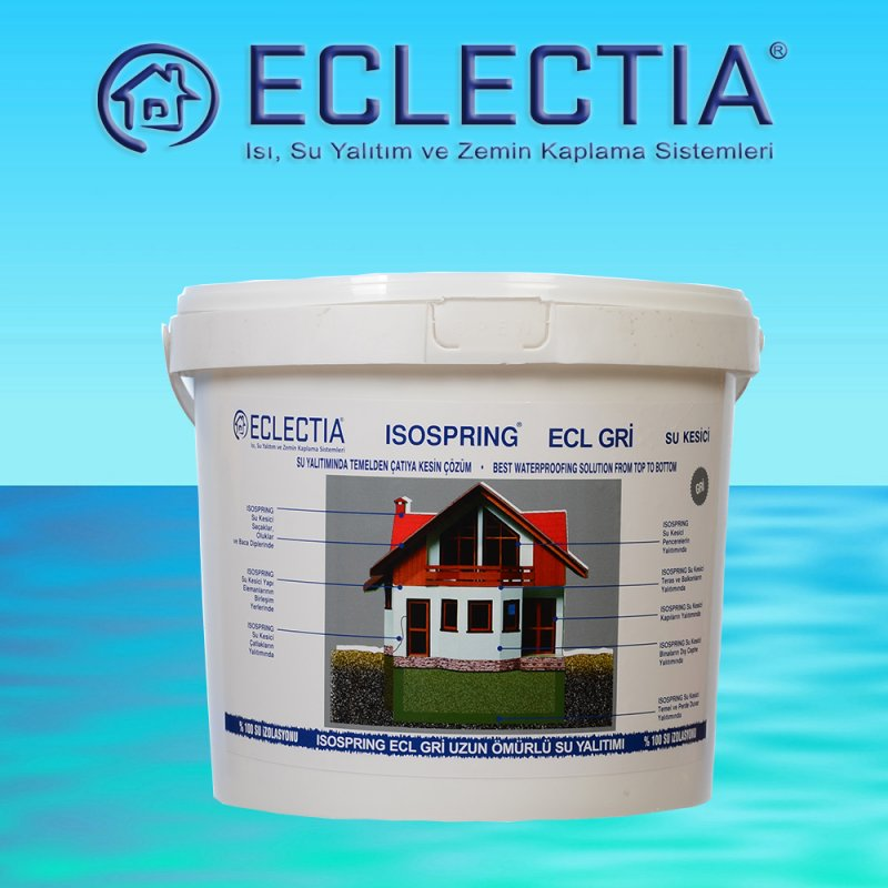 Eclectia Isospring Ecl Gray Water Shutoff